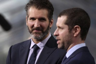 D. B. Weiss & David Benioff - Showrunner