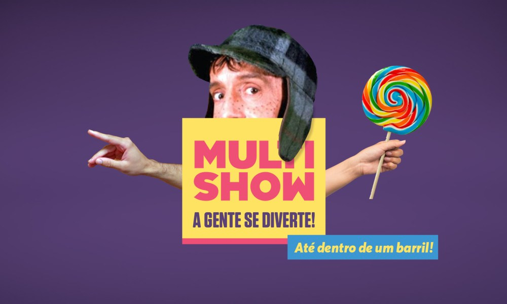 Chaves no Multishow