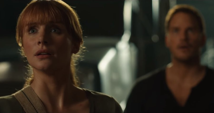 Jurassic World-Reino Ameaçado - Bryce Dallas Howard