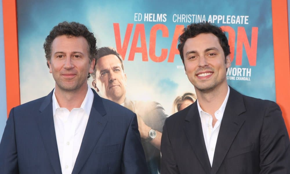 Jonathan Goldstein e John Francis Daley - Flash