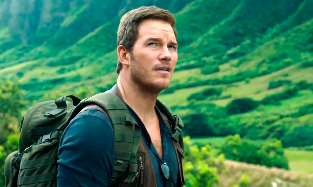 Jurassic World-Reino Ameaçado - Chris Pratt