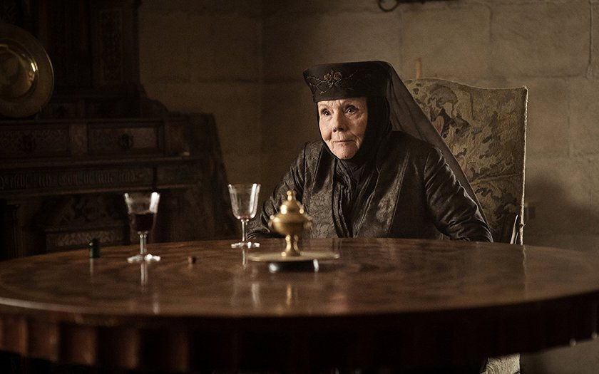Game Of Thrones - Morte Olenna Tyrell