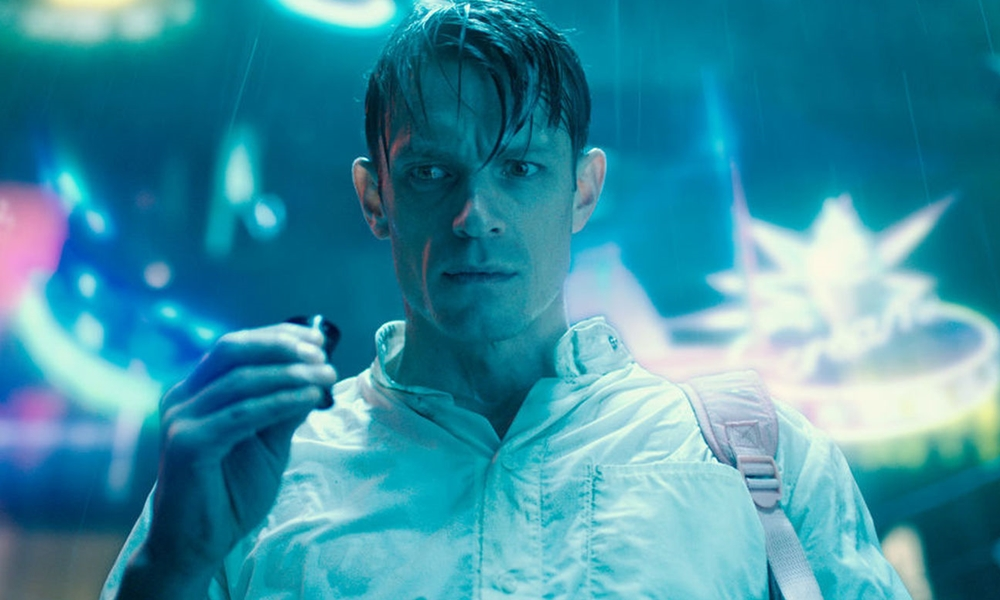Altered Carbon - Joel Kinnaman