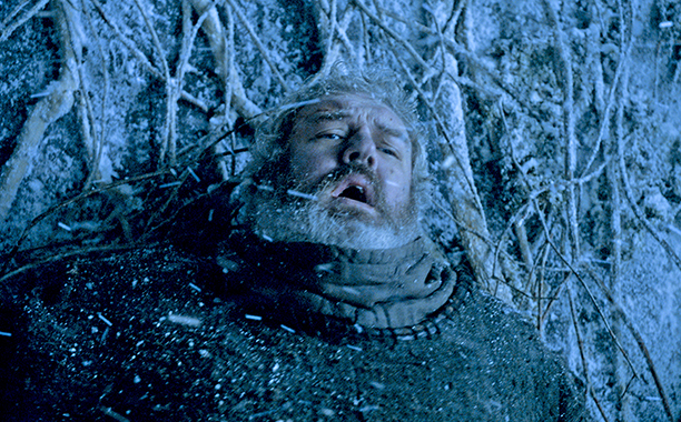 Game Of Thrones - Morte de Hodor