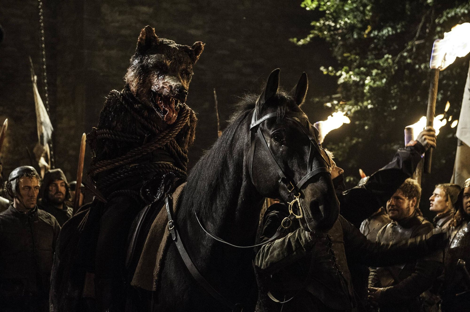 Game Of Thrones - Robb Stark Morre