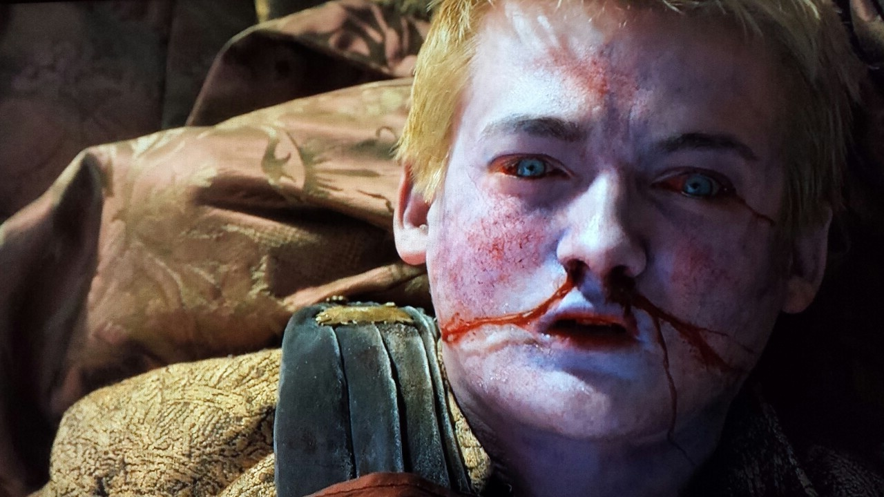 Game Of Thrones - Morre Joffrey Baratheon