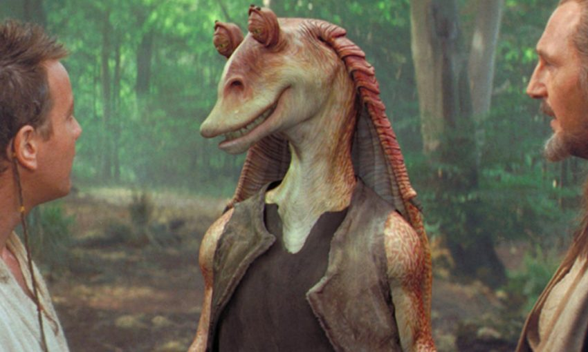 Ahmed Best - Jar Jar Binks