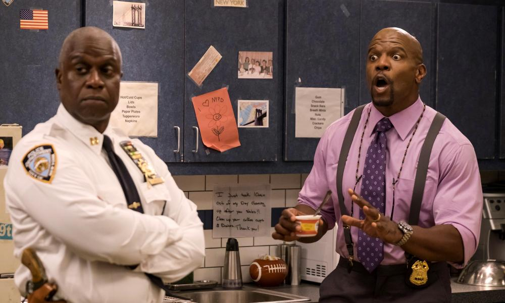 Terry Crews Em Brooklyn Nine-Nine