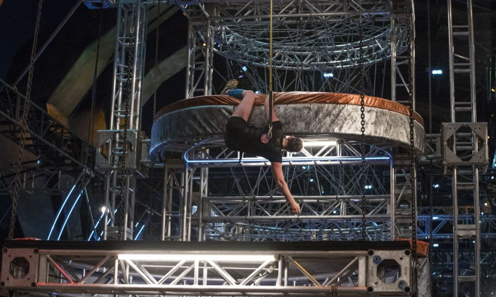Prova do Ultimate Beastmaster