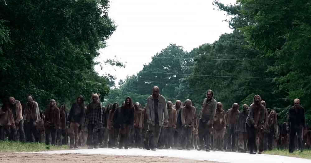 Trailer da nova temporada The Walking Dead