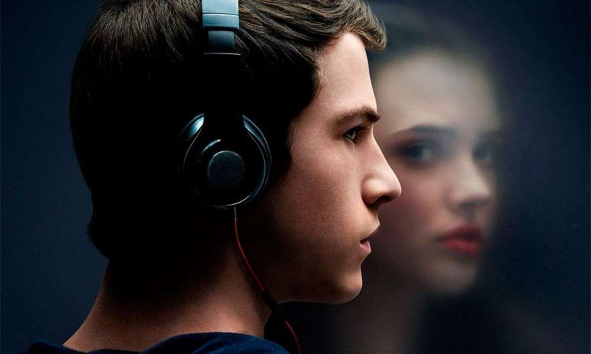 13 Reasons Why - cena removida