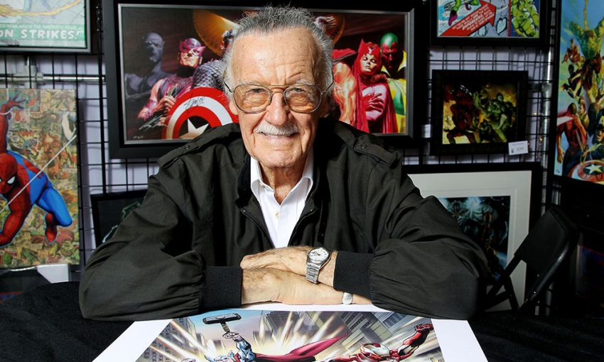 Causa da Morte - Stan Lee