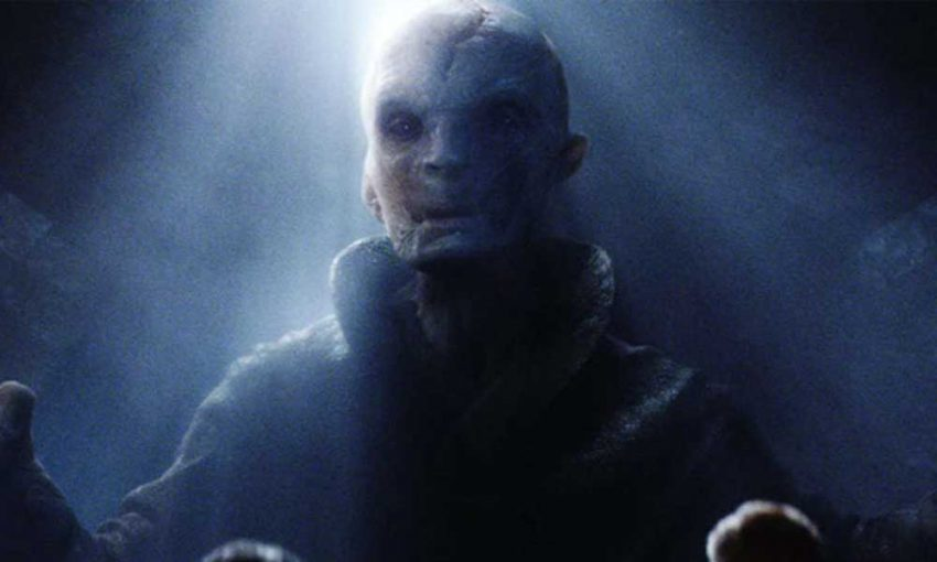 General Snoke - Andy Serkis