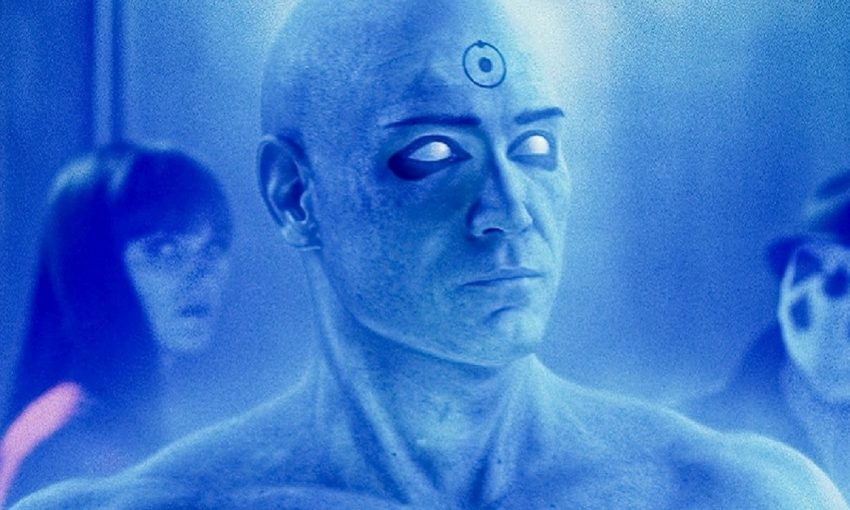 Keanu Reeves - Dr Manhattan