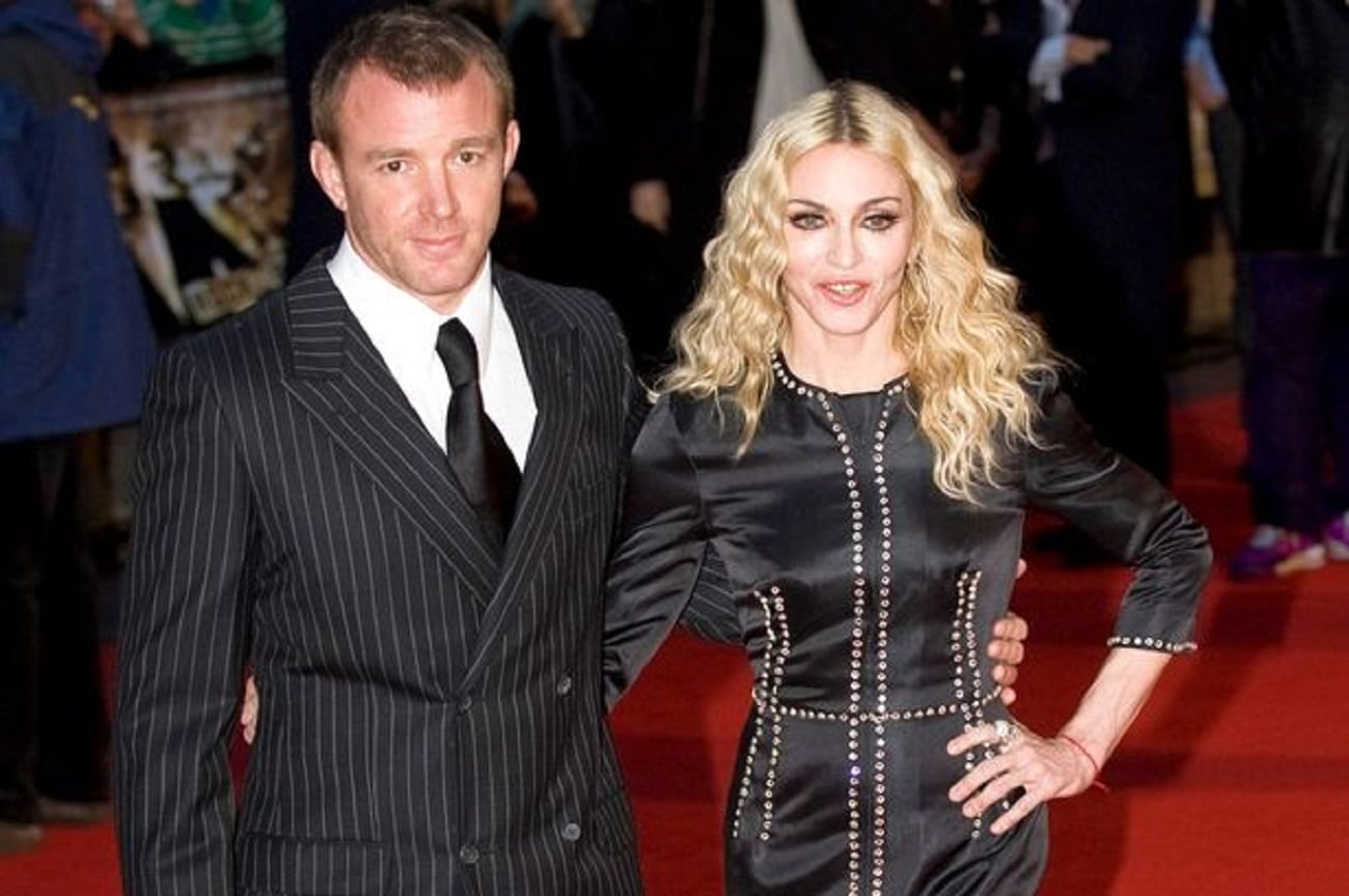 Guy Ritchie e Madonna